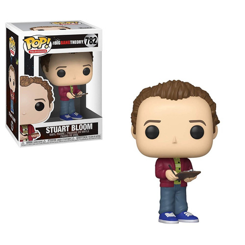 Funko Pop Big Bang Theory Stuart