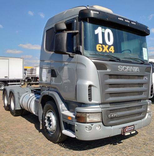 Imagem 1 de 11 de Scania G470 6x4 2010