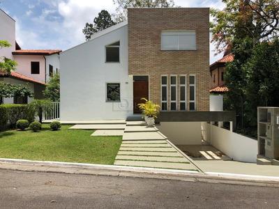 Casa Em Condominio - Aldeia Da Serra - Ref: 67588 - L-67588