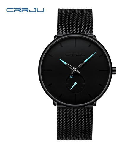 Reloj Casual Elegante Para Hombre Crrju 2020