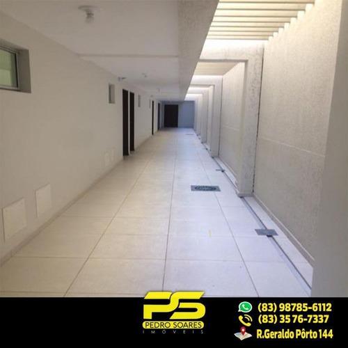 Imagem 1 de 4 de Prédio Para Alugar, 600 M² Por R$ 19.000,00/mês - Tambaú - João Pessoa/pb - Pr0008