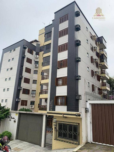 Imagem 1 de 19 de Vendo Apartamento De Três Dormitórios, Elevador, No Centro De Canoas Rs - Ap4181