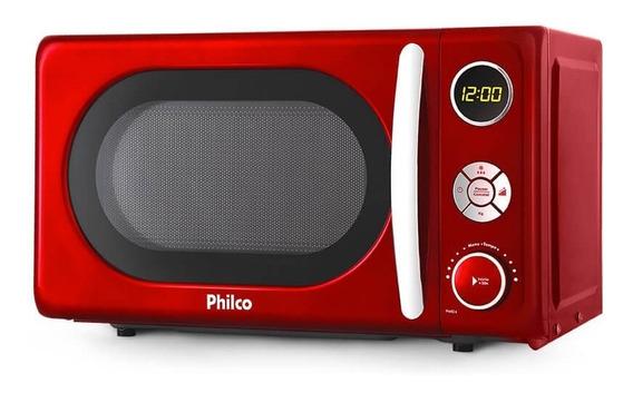Micro-ondas Retrô Philco Premium   220v