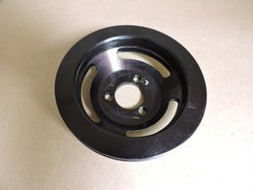 Polia Aluminio Bomba D´agua Vw Ap 1.6 1.8 2.0