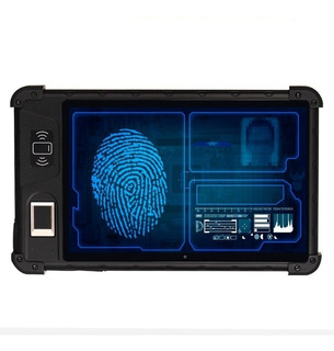 Tablet Pc Rugged R8 Extrema Ip65 Exo Lector De Huellas Nfc Bt Gps Deteccion Rostro 4g Lte Bateria 10000