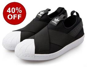 Tênis adidas Slip On Superstar Unisex 200 Reais