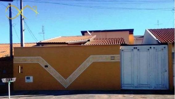 Casa Com 3 Dormitórios À Venda E Locação, 130 M² - São José - Paulínia/sp - Ca1650