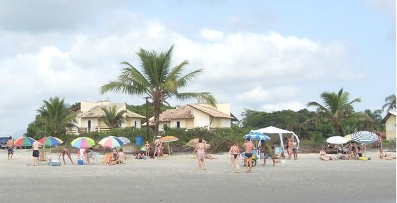 A Beira Mar, Diversas Unidades, Praia Junto A Natureza