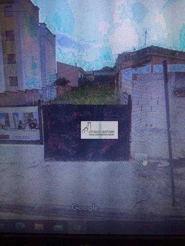 Terreno À Venda, 350 M² Por R$ 600.000,00 - Vila Augusta - Sorocaba/sp - Te0735