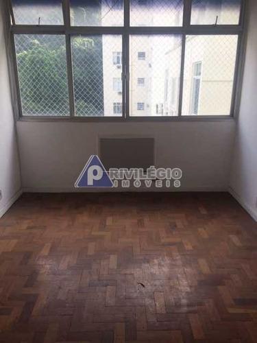 Imagem 1 de 22 de Apartamento À Venda, 2 Quartos, 1 Vaga, Copacabana - Rio De Janeiro/rj - 5961