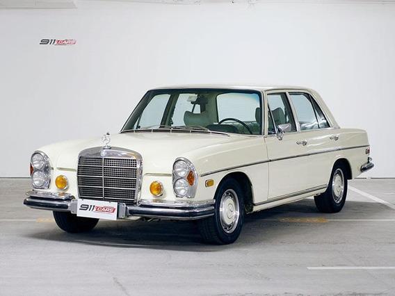 Mercedes Benz 450 Se 1972