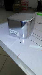 Esquinero Concha Aluminio Carroceria 3 1/2 Plano