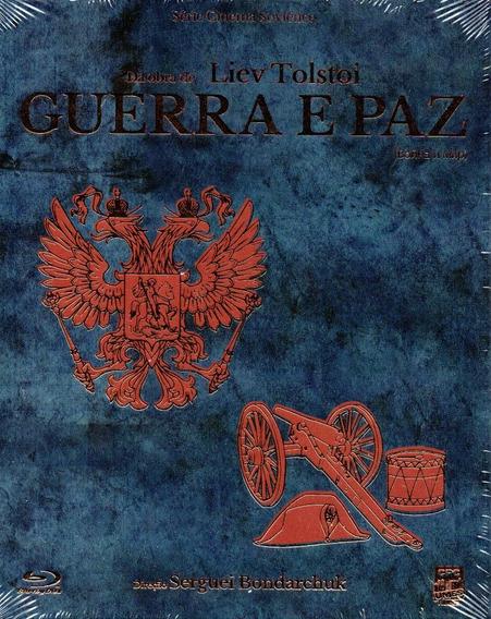 Blu-ray Guerra E Paz (1965-1967) - Cpc Umes - Bonellihq V20