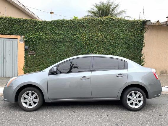 Nissan Sentra 2.0 Sl Aut. 4p 2008