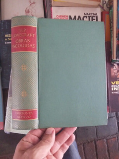 Obras Escogidas. H. P. Lovecraft
