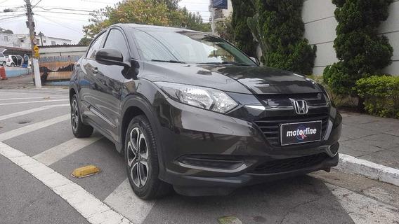 Honda Hr-v 1.8 Lx Flex Aut. 5p 2016 Unica Dona
