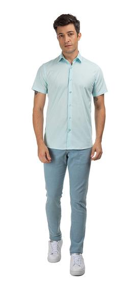 Camisa Regular Polo Wear 35632