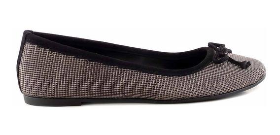 Chatita Zapato Mujer Cuero Briganti Base De Goma - Mccha2966