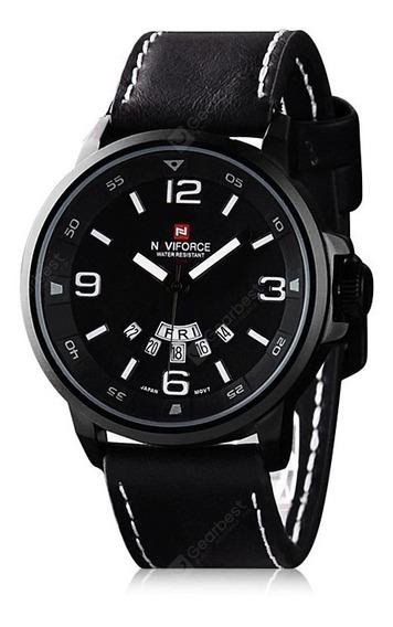 Relógio Naviforce Original Esportivo Resistente À Àgua