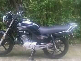 Yamaha Libero Negra