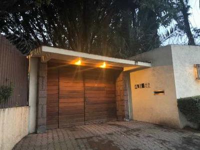 Venta De Hermosa Casa En Condominio Horizontal, Pedregal, Cdmx
