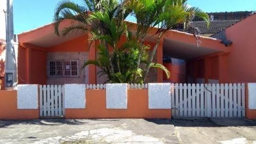 Imagem 1 de 14 de Casa 400 Metros Do Mar No Gaivota Em Itanhaém - 6689 | Npc