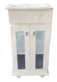 Vanitory 40cm 2 Puertas