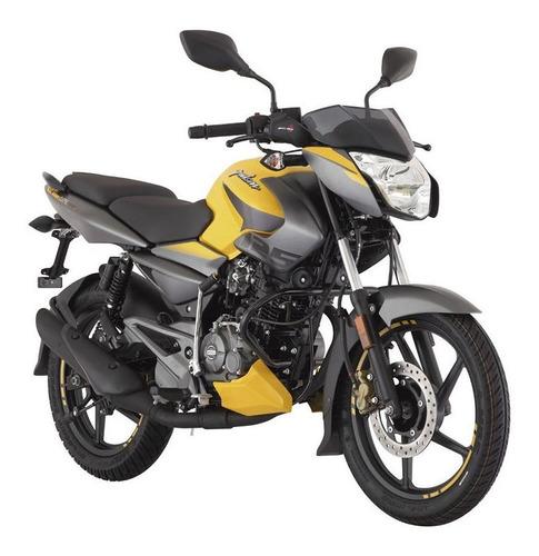 Bajaj Ns 125  En 12 Y 18 Cuotas Cycles Motoshop