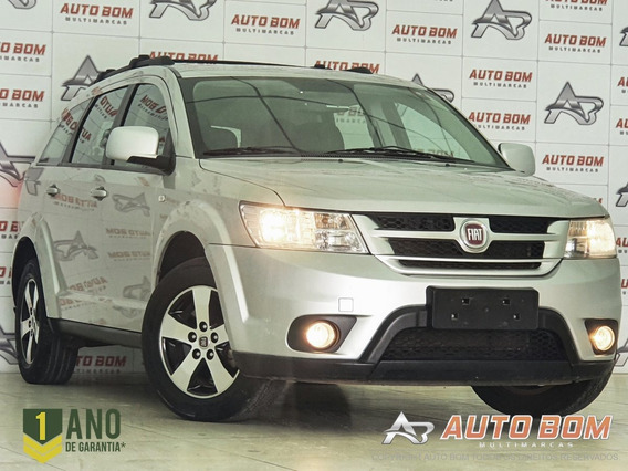 Fiat Freemont 2.4 16v 5p Aut. - Prata - 2012