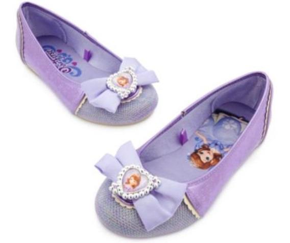 Sapato Princesa Sofia Original Loja Disney P/entrega