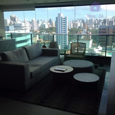 Apartamento Residencial À Venda, Pituba, Salvador. - Ap0664