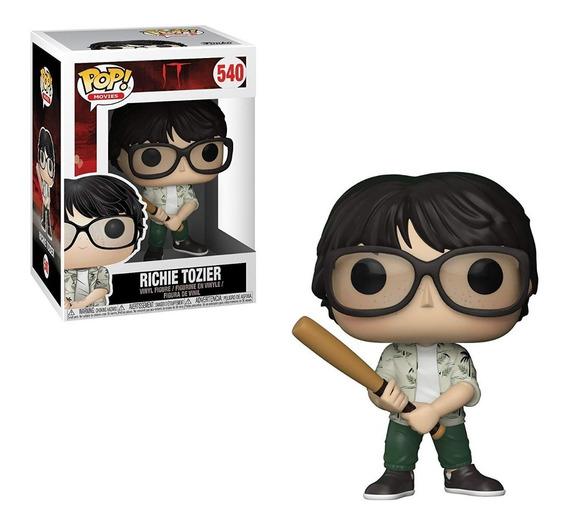 Funko Pop! It A Coisa - Richie Tozier With Bat #315 Figure