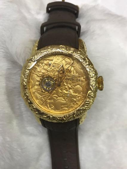Relógio Invicta Yakusa Ii Automático - Envio 24 Horas