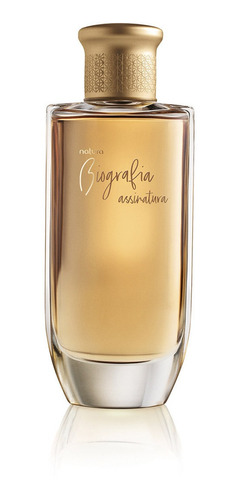 Perfume Mujer Biografía Assinatura Producto Natura 100ml