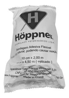 Atadura Adesiva 10cmx4,5m Cx C/15un Cores Variadas Hoppner