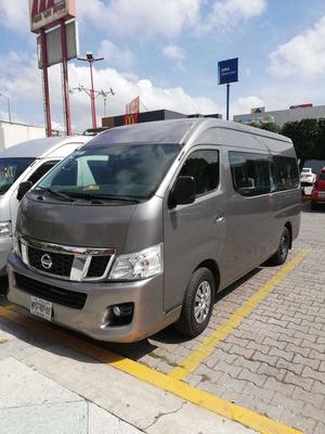 Renta De Camionetas 7,15 Y 20 Pasajeros Con O Sin Operador