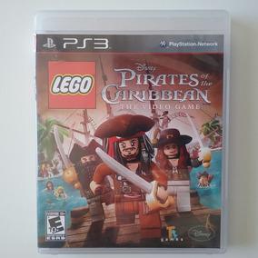 Lego Piratas Do Caribe Ps3 Mídia Física Perfeito