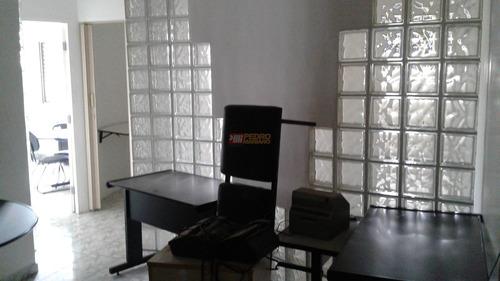 Sala Comercial No Bairro Rudge Ramos Em Sao Bernardo Do Campo - L-28958