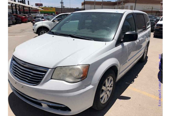 Chrysler Town & Country 5p Lx V6/3.6 Aut