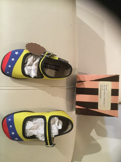 Zapatos De Niña Mini Chocolatina (25vrd)