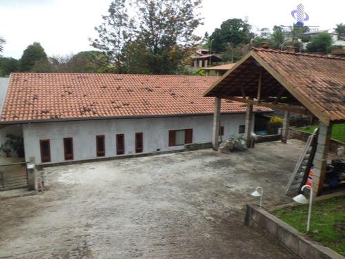 Chácara Residencial À Venda, Vale Verde, Valinhos. - Ch0083