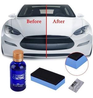 Ceramico Cristal Liquido 9h Mr-fix Protector Pintura Auto