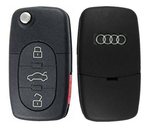 Imagen 1 de 9 de Carcasa Llave Control Audi Tt 1999-2006 Envio Express