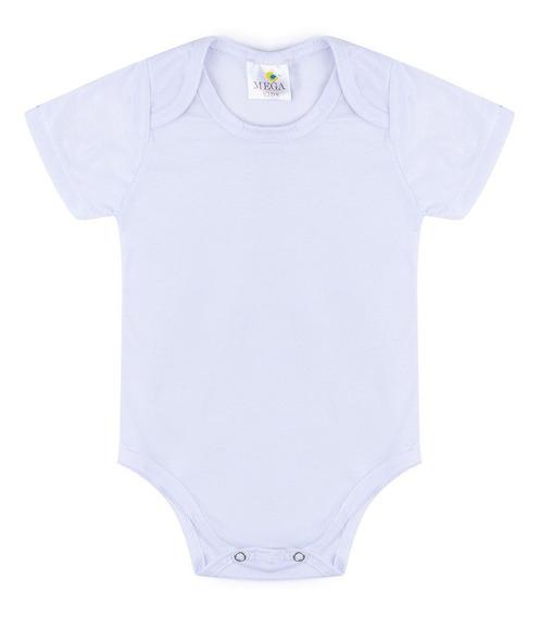 Body Infantil Bebê Para Sublimação P Ao Gg - Kit Com 15