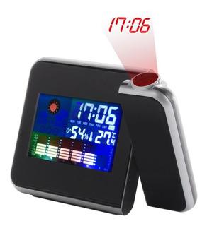 Reloj Proyector Pantalla