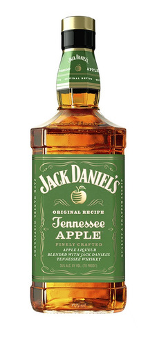 Jack Daniels Apple 750cc