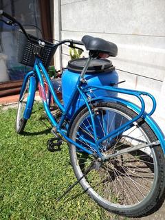 Bicicleta Playera Mujer, Rodado 26.