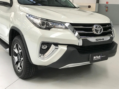 Toyota Hilux Sw4 Diamond 2020 - Blindado
