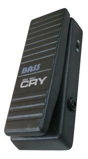 Racker Bt Cry Wah Bass Pedal Efecto Bajo Eléctrico