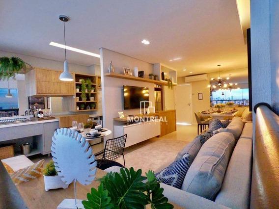 Apartamento Com 2 Dormitórios À Venda, 63 M² Por R$ 499.917,80 - Jardim Prudência - São Paulo/sp - Ap1702